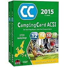CampingCard ACSI 2015 - set 2 delen: de kortingskaart voor het laagseizoen (ACSI Campinggids)
