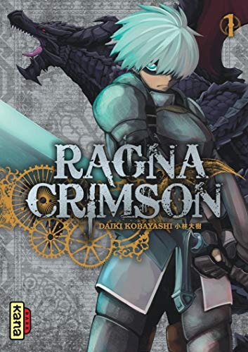 Ragna Crimson Edition simple Tome 1