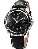 EASTPOLE Elegant Armbanduhr Herrenuhr Quarzuhr Uhr ORK053
