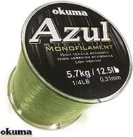 Okuma Azul Light Green Olta Misinası 1560Mt 285MM