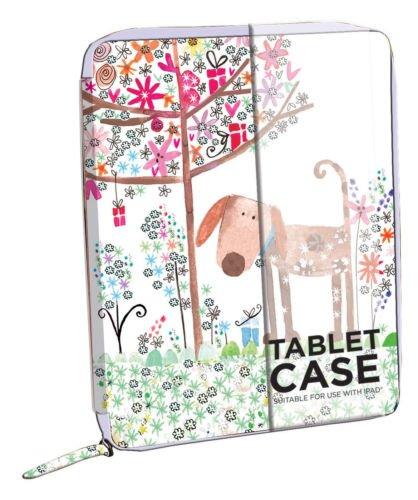 Preisvergleich Produktbild Robert Frederick Daisy Patch Animal Friends DOG iPad Fall, Kunststoff, sortiert