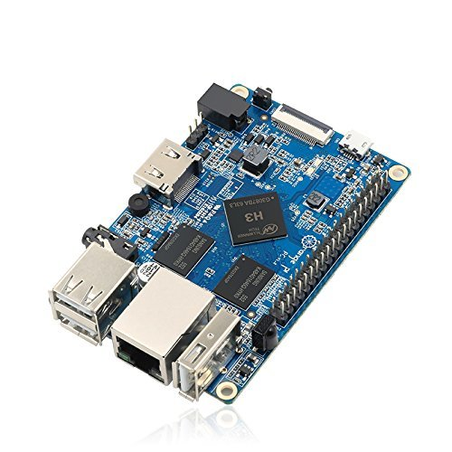 Orange Pi PC H3 Support the Lubuntu linux and android mini PC Beyond Raspberry Pi 2