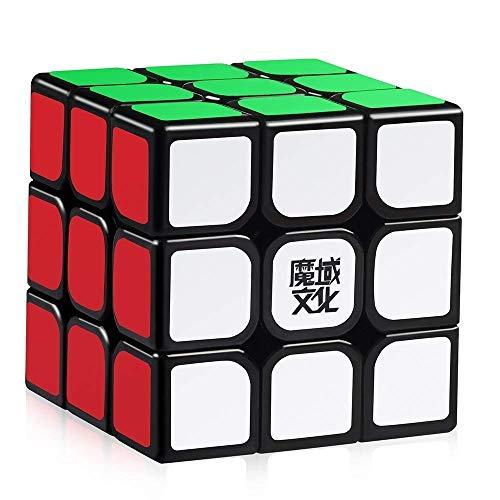 HJXDtech Moyu Aolong V2 3X3X3 Geschwindigkeits-Würfel Zauberwürfel Neues Magisches Würfel-3D Puzzle (Cyclone Boys 3x3x3)