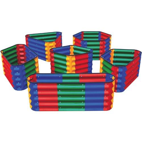 hadra beetkids enfants Plate-bande surélevée 6 en 1, Beet Hauteur 400 mm, 6 formes possibles