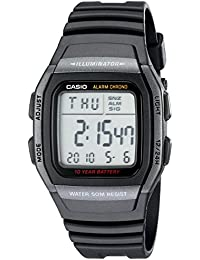 Casio W96H-1BV Hombres Relojes