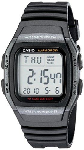Casio W96H-1AV Herren Uhr Digital Illuminator