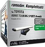 Rameder Komplettsatz, Dachträger Pick-Up für Toyota AURIS Touring Sports Kombi (111286-11280-10)