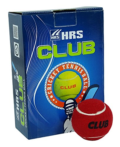 hrs-maruti-club-rubber-tennis-cricket-red-ball-pack-of-6-heavy-weight