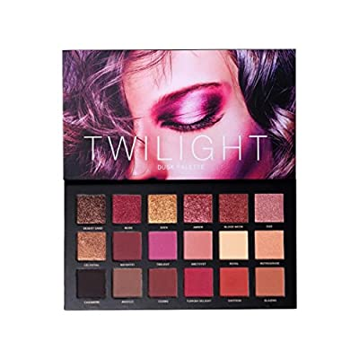 Sixcup Best Pro Eyeshadow Palette Makeup - Matte + Shimmer Colors - Highly Pigmented - Professional Nudes Warm Natural Bronze Neutral Smoky Cosmetic Eye Shadows …