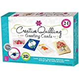 GRAPPLE DEALS Creative Quilling Greeting Cards Decoration Best Way For Increase Child Imagination For Kids.