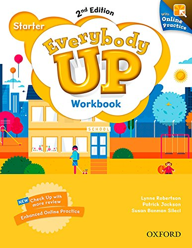 Everybody Up! 2nd Edition Starter. Workbook with Online Practice