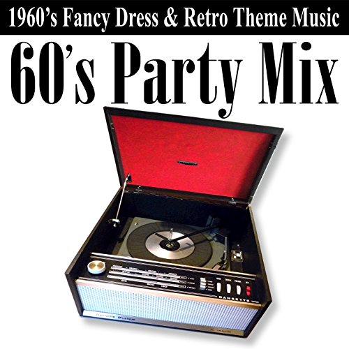 60's Party Mix (1960's Fancy Dress & Retro Theme (Fancy 60 Dress)