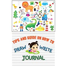 Tips and Guide on How to Draw Write Journal (English Edition)