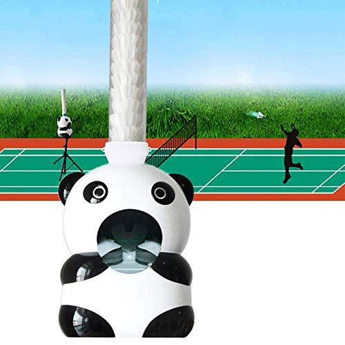 RLQ Badminton Ausrüstung, bewegliches Badminton Serve Maschine Automatische Einführung, Geeignet für Jugendliche, Anfänger