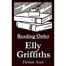 Elly Griffiths - Reading Order Book - Complete Series Companion Checklist (English Edition)
