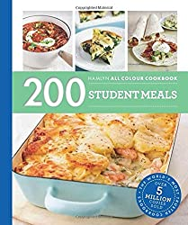 200 Student Meals: Hamlyn All Colour Cookbook (Hamlyn All Colour Cookery) by NA(2016-06-02)