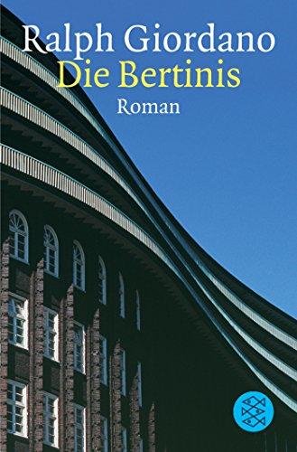 Buchseite und Rezensionen zu 'Die Bertinis: Roman' von Ralph Giordano