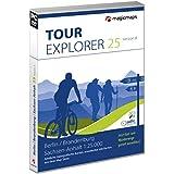 TOUR Explorer 25 Berlin, Brandenburg, Sachsen-Anhalt, Version 8.0: Digitale Karten, Tourenplanung und GPS