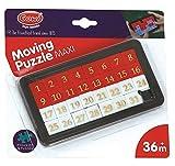 Gowi 360-73 - Puzzle de números con Piezas deslizantes