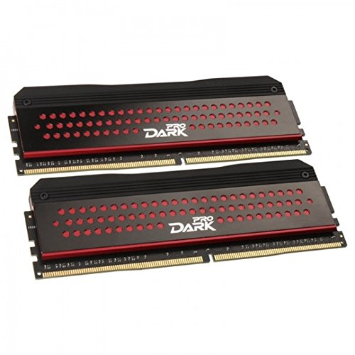 Serie Speicher-kit (Team Group Dark Pro Series Red 8GB interner Speicher Kit)