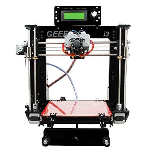 GEEETech – Prusa i3 pro C - 6