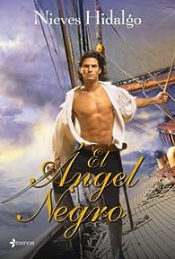 El Ángel Negro par Nieves Hidalgo