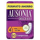 Ausonia Discreet Compresas Extra Para Incontinencia 60u