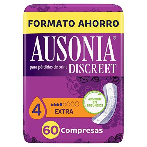 Ausonia Discreet Compresas Extra Para Pérdidas