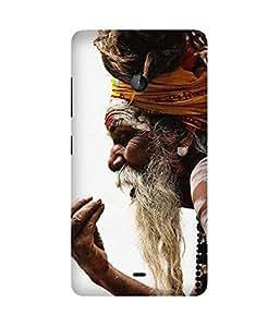 Aghori Baba Microsoft Lumia N540 Case