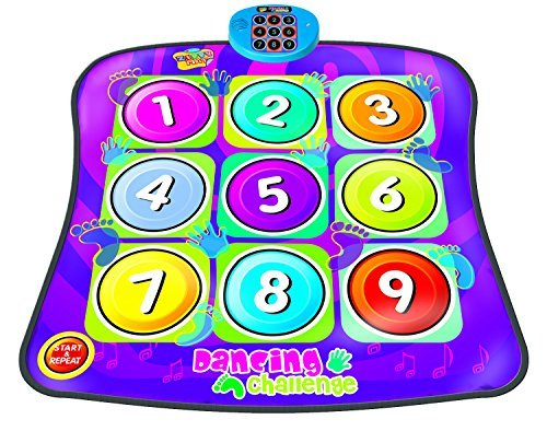 Constructive Playthings Zippy Toys Dancing Challenge Spielmatte