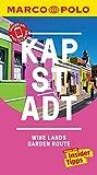 MARCO POLO Reiseführer Kapstadt, Wine-Lands und Garden Route: inklusive Insider-Tipps, Touren-App, Events&News & Karten