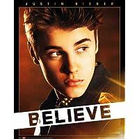Justin Bieber - Believe - Musik Star VIP Mini Poster Plakat Druck - Grösse 40x50 cm