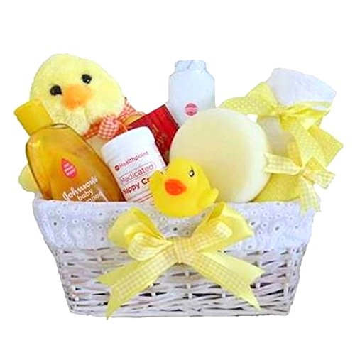 by Geschenk/Baby Ostern Geschenke/MY Frist Ostern Korb/Baby Ostern Körbe/Ostern Geschenke für Babys/Oster-Ideen für Babys/Schnell Versand (Baby-ostern-korb-ideen)
