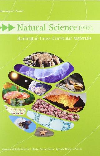 Burlington Cross-Curricular Material For ESO 1. Natural Science 2011