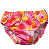 Finis Kinder Swim Diaper Nappy Bubble, Pink, XXL