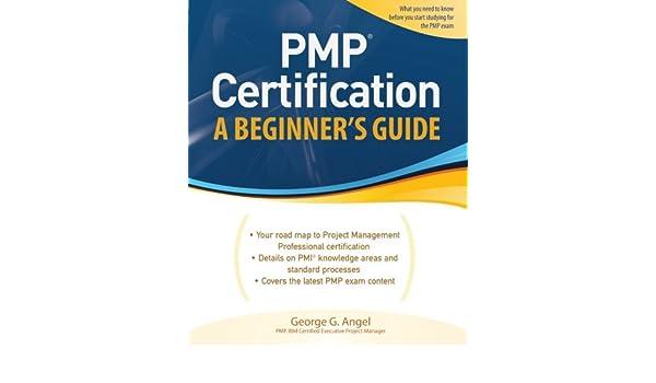 Buy PMP Certification, A Beginner\'s Guide (Certification Press) Book ...
