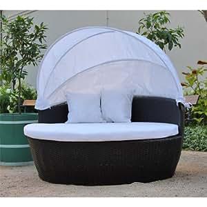 polyrattan sonneninsel twoisland rattan insel garten lounge. Black Bedroom Furniture Sets. Home Design Ideas