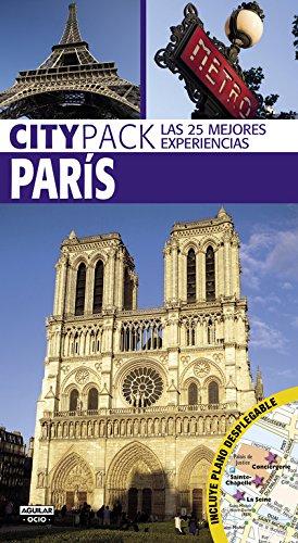Paris (Citypack): (Incluye plano desplegable) por Varios autores