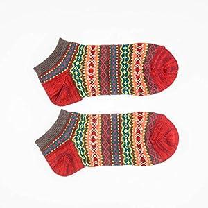 XIU*RONG Baumwollsocken Weiblichen Socken Socken Im Sommer (10 Paare)