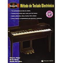 BASIX METODO TECLADO ELECT.+CD