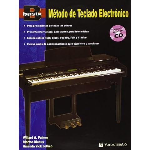Basix Electronic Keyboard Method - Alfred Basix Tastiera