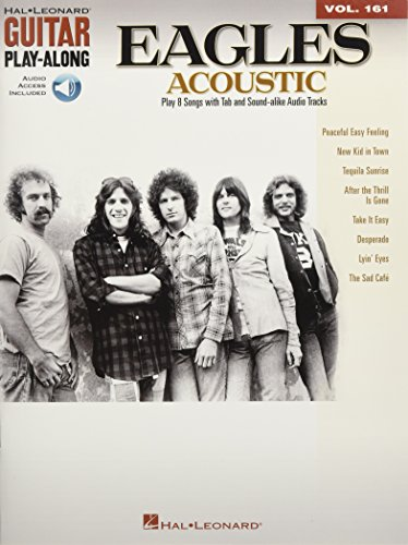 Eagles Acoustic [With CD (Audio)] (Guitar Play-Along, Band 161) -
