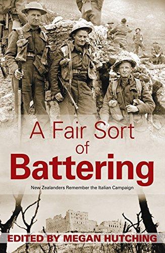 A Fair Sort of Battering: New Zealanders Remember the Italian Campaign