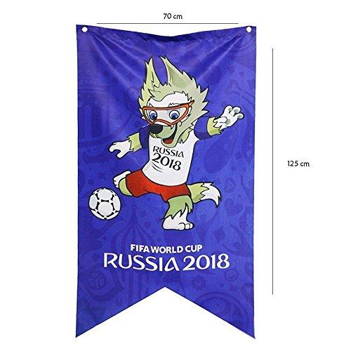 Drapeau des animaux de compagnie pour la coupe du monde, idéal pour les fans, bar, club de sport, restaurant, salle de billard, supermarché (drapeau PET)