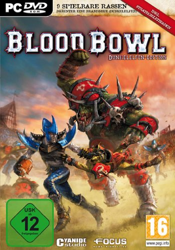 Blood Bowl - Dunkelelfen-Edition [Importación alemana]