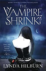 The Vampire Shrink (Kismet Knight 1)