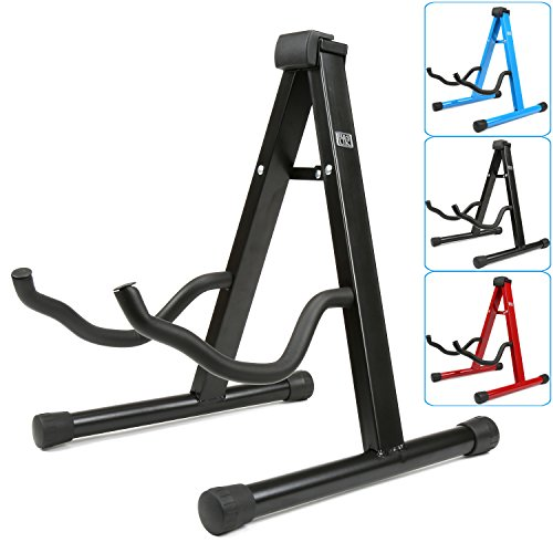 hs-colourful-universal-folding-a-frame-electric-acoustic-bass-guitar-floor-stand-holder-black