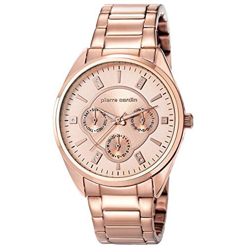 Pierre Cardin Ladies 'Watch L Epine Stainless Steel PC107182°F08