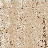 Klebefolie - Möbelfolie - TRAVERTIN Nature - 45 x 200 cm - Dekorfolie Steindekor - selbstklebende Folie, Bastelfolie