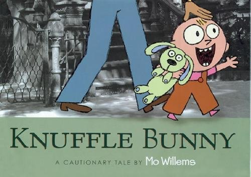 Knuffle Bunny por Mo Willems